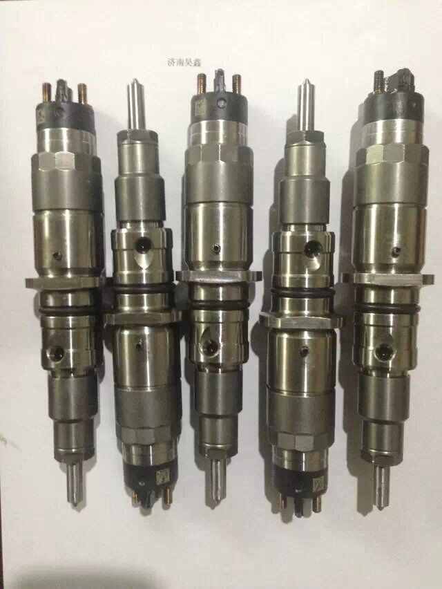 COMMON RAIL INJECTOR SERIES